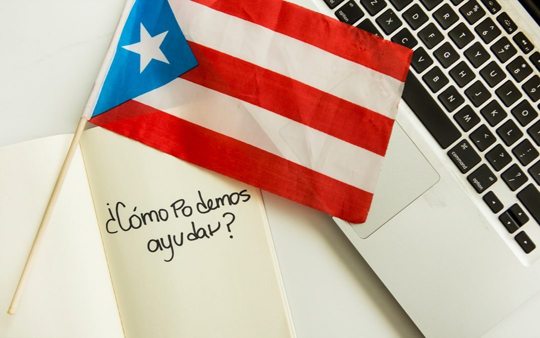 Hurricane Maria: How to help as a foreigner or Puerto Rican in the diaspora